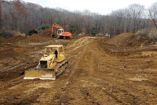 Atlanta Demolition, Site Work, and Grading | Andy Strange Grading